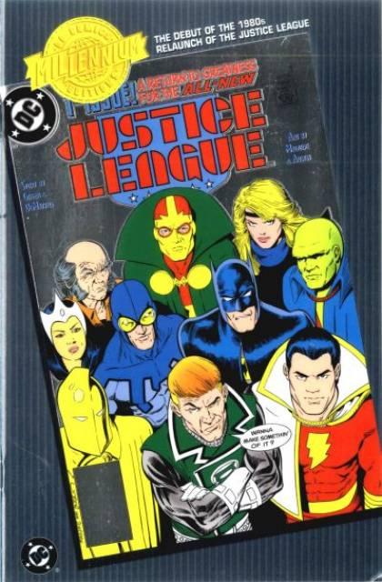 Millennium Edition: Justice League 1