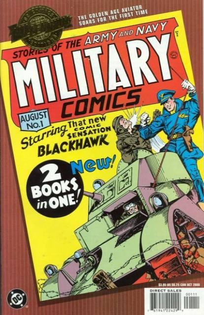 Millennium Edition: Military Comics 1