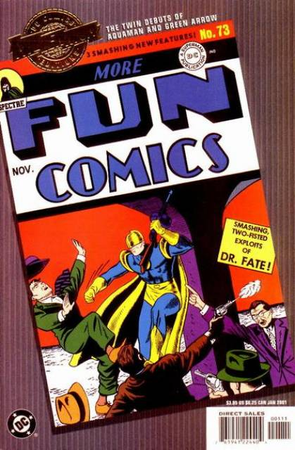 Millennium Edition: More Fun Comics 73