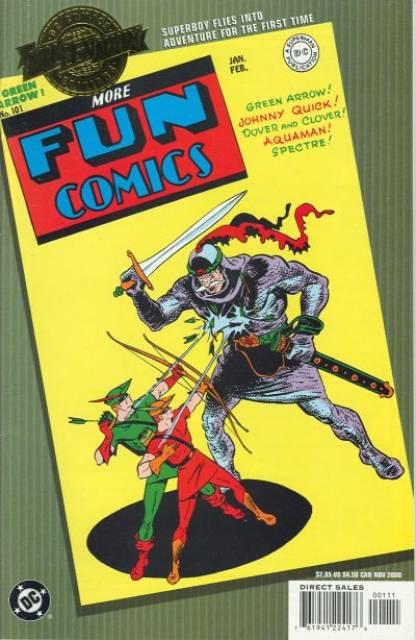 Millennium Edition: More Fun Comics 101