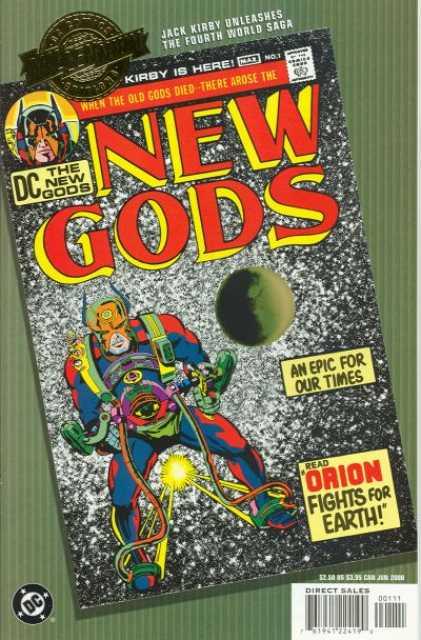 Millennium Edition: New Gods 1