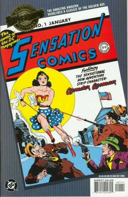 Millennium Edition: Sensation Comics 1