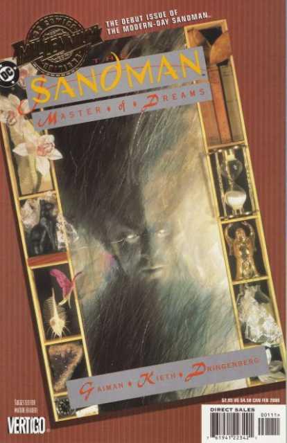Millennium Edition: The Sandman 1