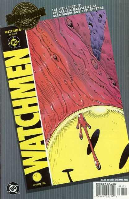Millennium Edition: Watchmen 1