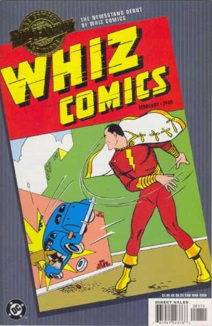 Millennium Edition: Whiz Comics 2