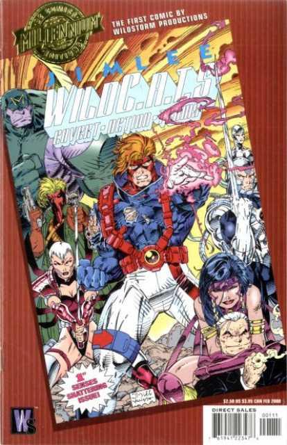 Millennium Edition: WildC.A.T.S.: Covert Action Teams 1