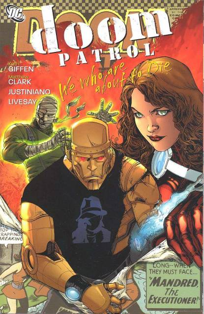 Doom Patrol: We Who Are About to Die