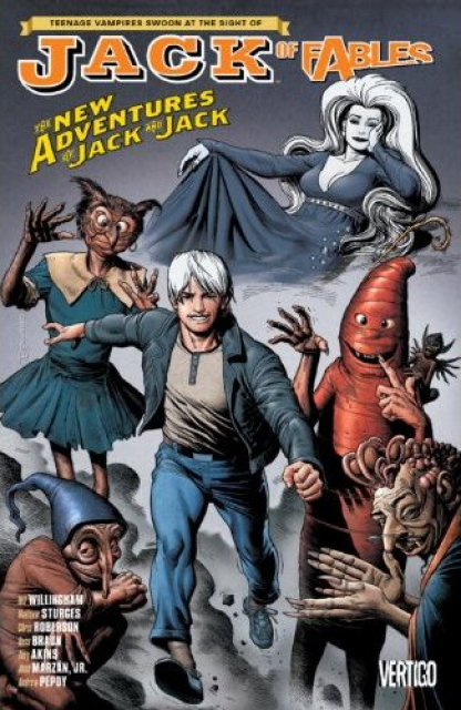 Jack of Fables: The New Adventures of Jack and Jack