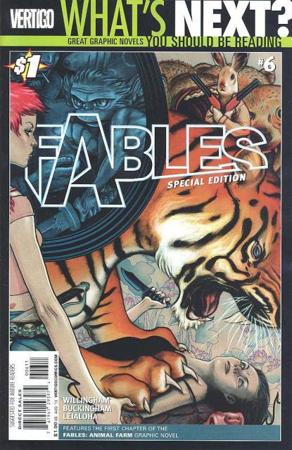 Fables #6 Special Edition
