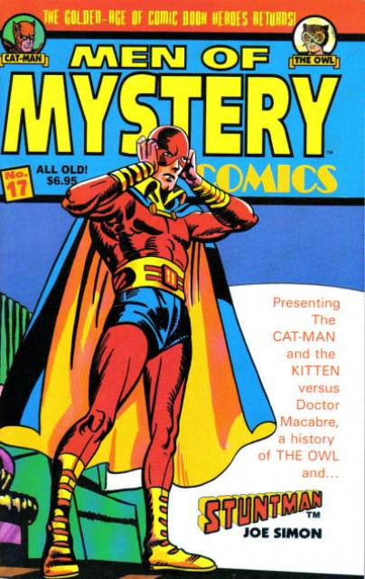 Men of Mystery Comics