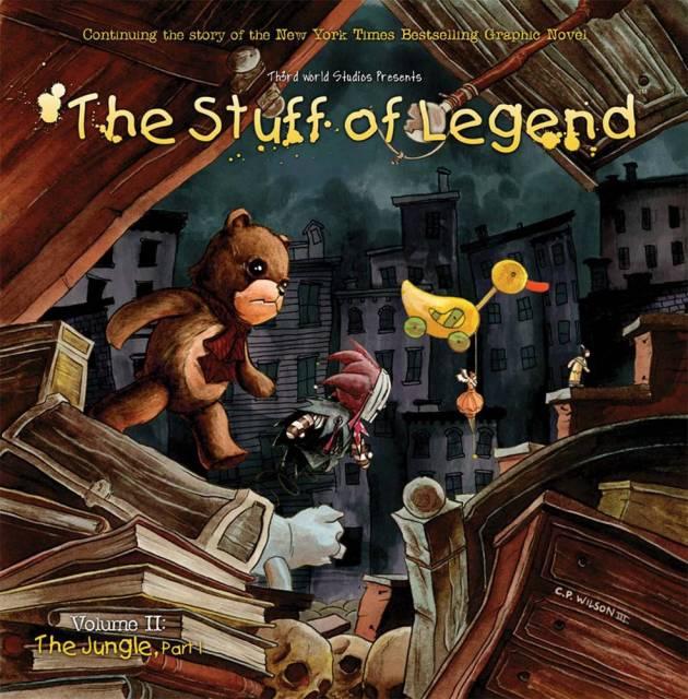The Stuff of Legend: The Jungle