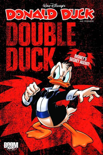 Donald Duck and Friends: Double Duck
