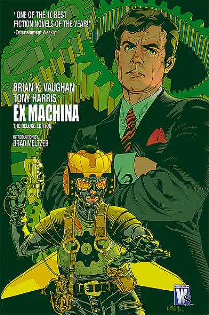 Ex Machina: The Deluxe Edition