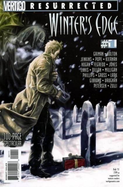 Vertigo Resurrected: Winter's Edge