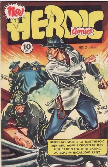 New Heroic Comics