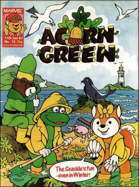 Acorn Green