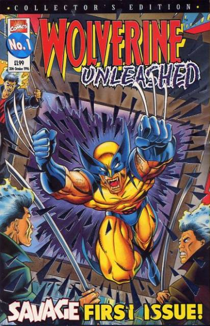 Wolverine Unleashed