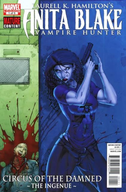 Anita Blake, Vampire Hunter: Circus of the Damned - The Ingenue