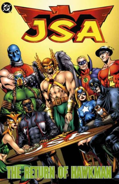 JSA: The Return of Hawkman