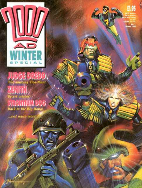 2000 AD Winter Special