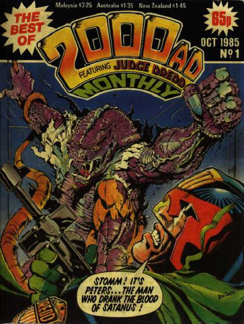Best of 2000 AD Monthly