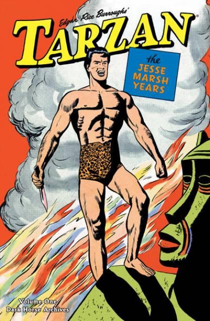 Edgar Rice Burroughs' Tarzan: The Jesse Marsh Years