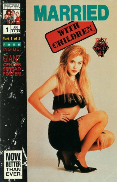 Married... With Children: Kelly Bundy