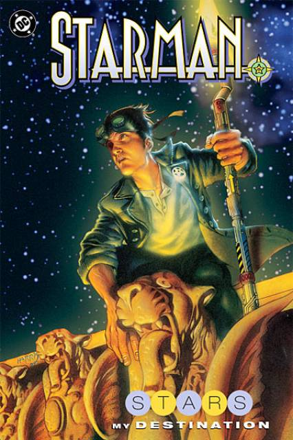 Starman: Stars My Destination