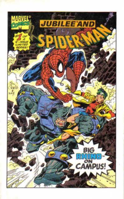 Spider-Man Drakes Cakes Mini Comics Series 1