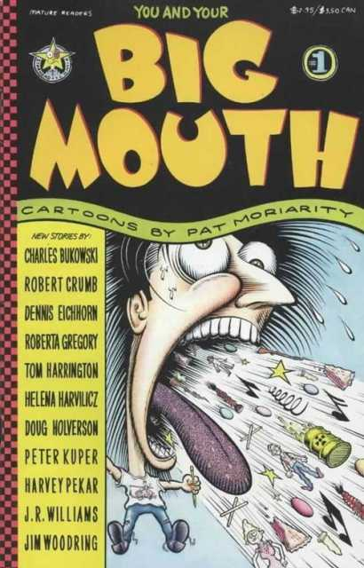 (You and Your) Big Mouth