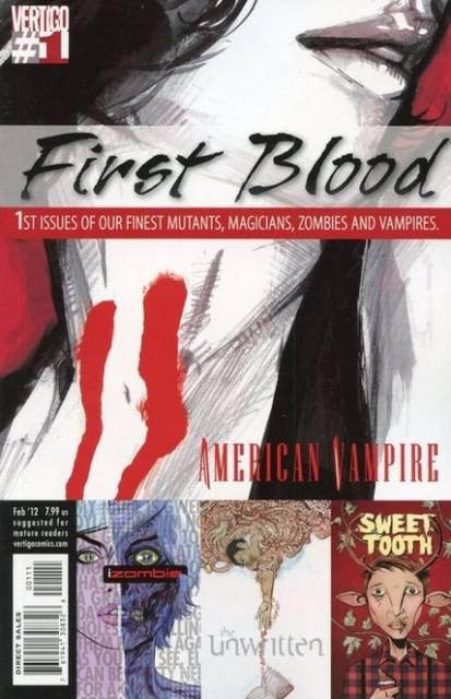 Vertigo: First Blood