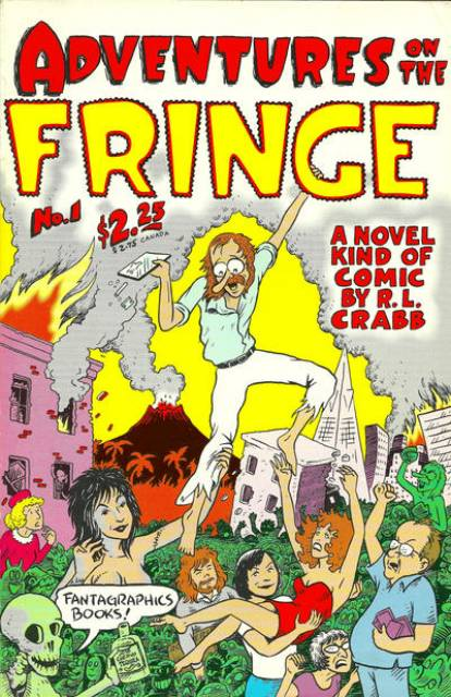 Adventures on the Fringe