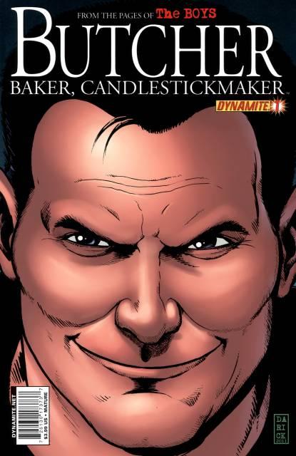 The Boys: Butcher, Baker, Candlestickmaker