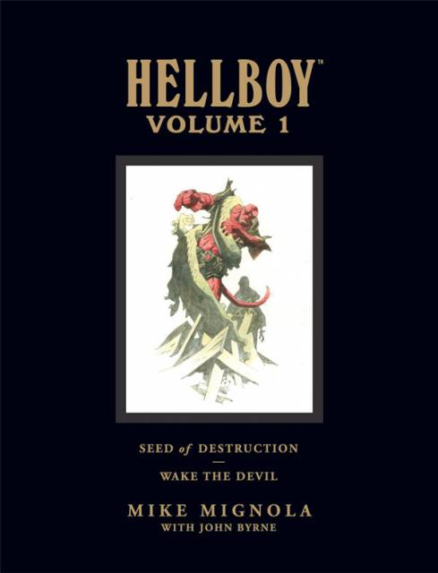Hellboy: Seed of Destruction and Wake the Devil