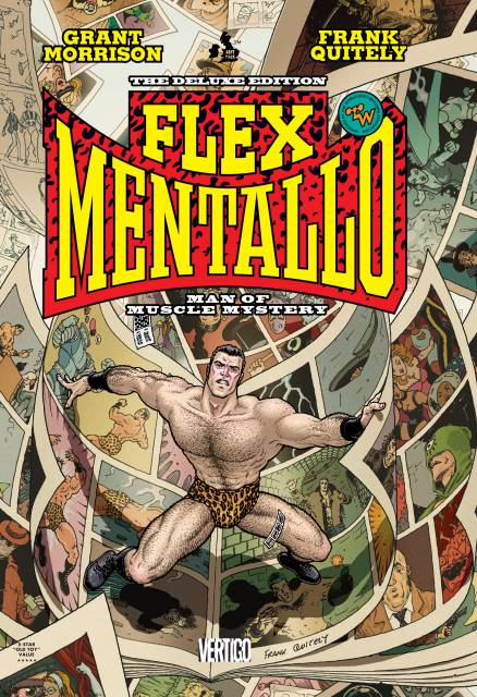 Flex Mentallo: Man of Muscle Mystery - The Deluxe Edition