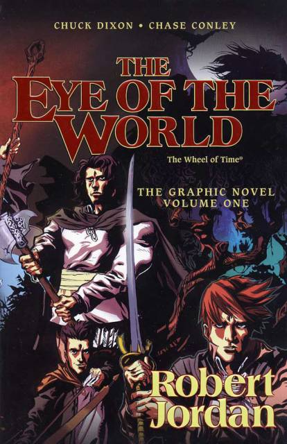 The Eye of the World: The Graphic Novel