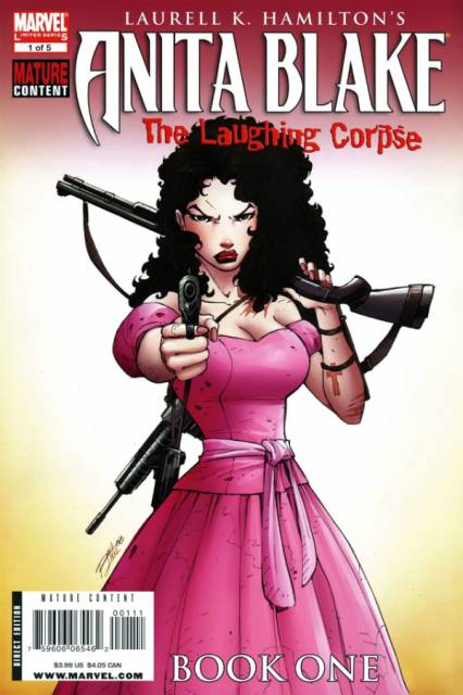 Anita Blake, Vampire Hunter: The Laughing Corpse
