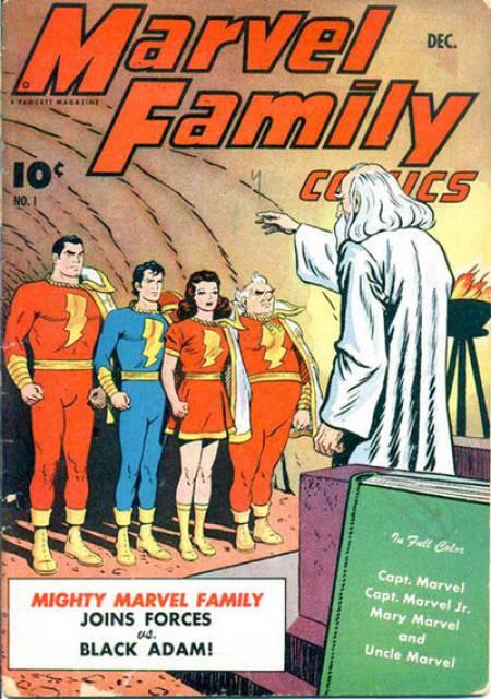 The Marvel Family