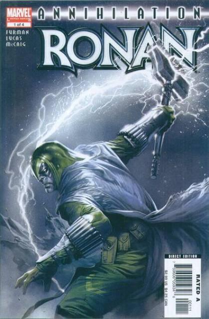 Annihilation: Ronan