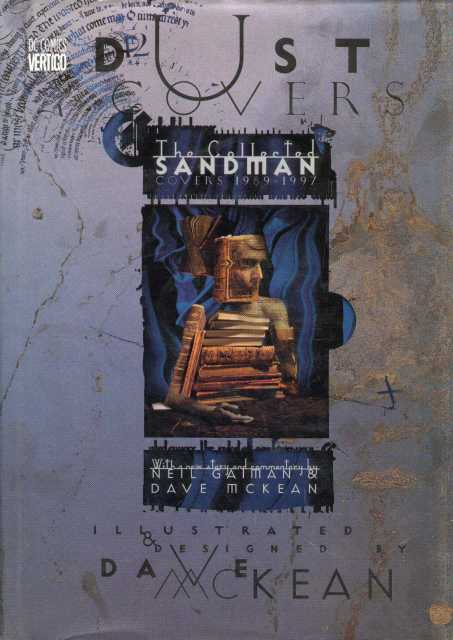 Dust Covers - The Collected Sandman Covers