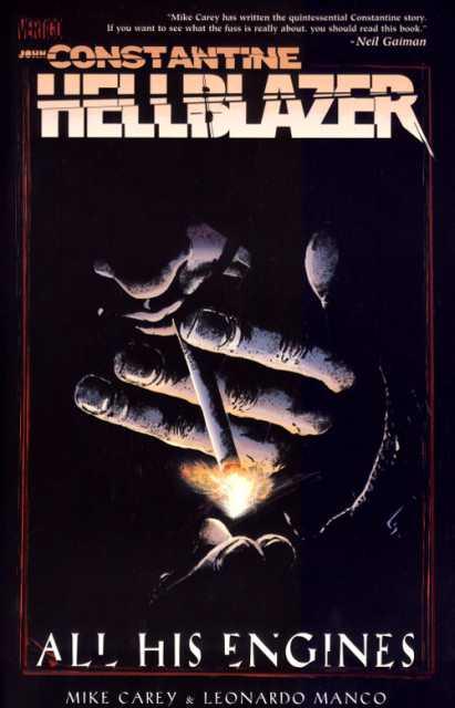 John Constantine Hellblazer: All His Engines
