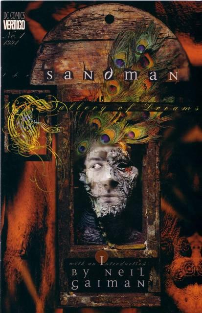 The Sandman: A Gallery of Dreams