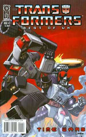 Transformers: Best of UK: Time Wars