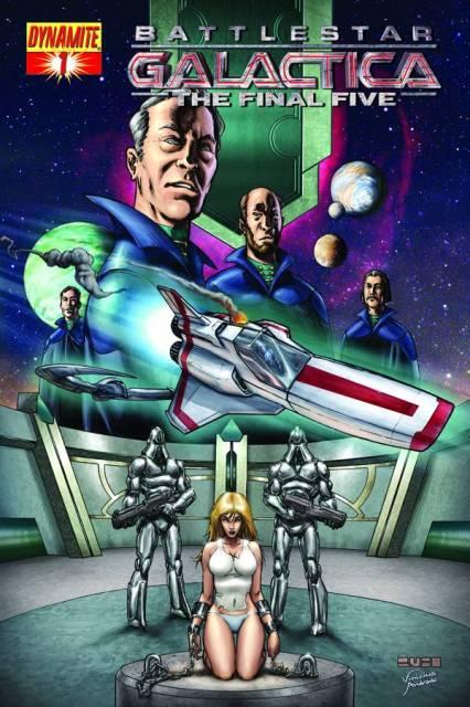 Battlestar Galactica: The Final Five