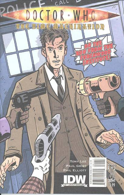 Doctor Who: The Time Machination