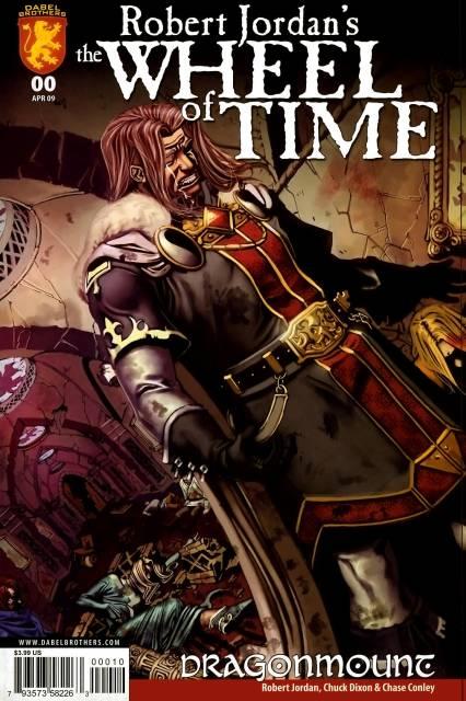 Robert Jordan's The Wheel of Time: Dragonmount