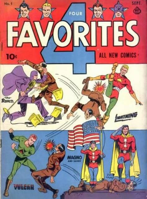 Four Favorites