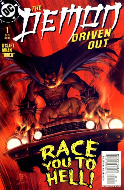 Demon: Driven Out