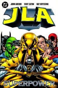 JLA Superpower