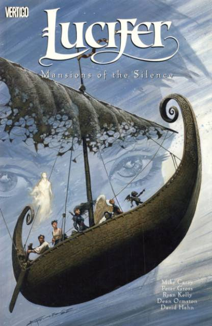 Lucifer: Mansions of the Silence